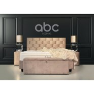 Boxspring Opbergbed Palermo