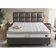 Boxspring Opbergbed Scarlett